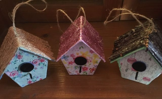 Bird Box Decor
