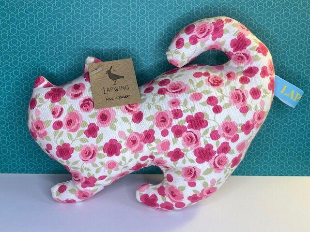 Croxton Cat-pink rose