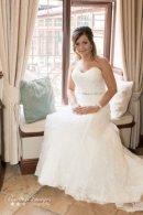 Beautiful bride Sian 2016