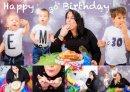 """""""Emily"""" 30 birthday cake smash"""