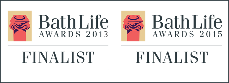 BathLife Finalist 2013 and 2015