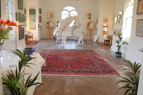 The Art Salon/Walcot Chapel/May 2011