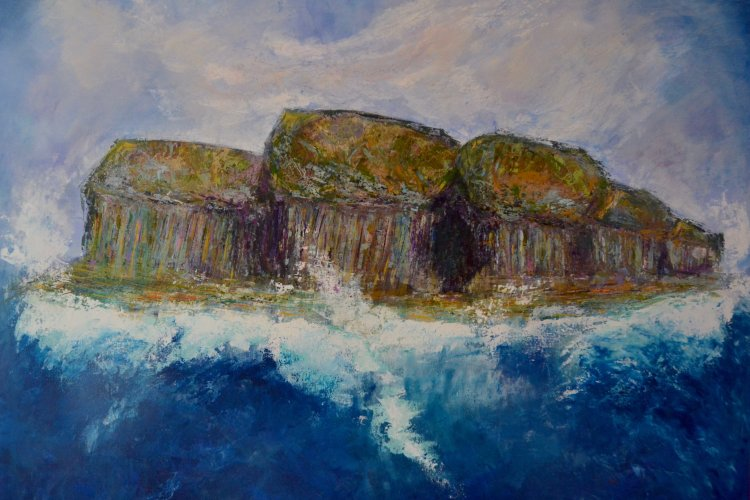THE ISLE OF STAFFA