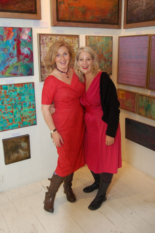 Hepsibah Gallery May 2012 with Emma Chapman