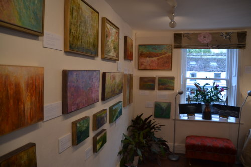 Bath exhibition at 78 Walcot St/0ct 14