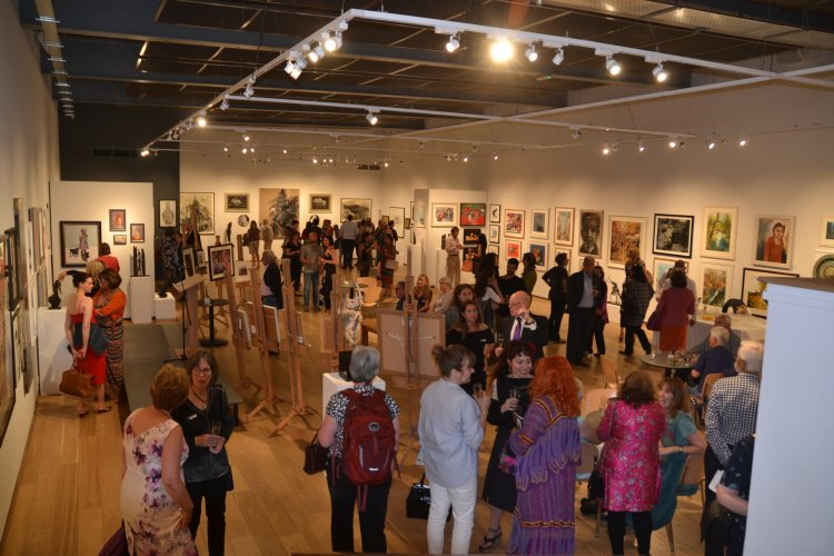 Society of Women Artists - The Mall Galleries, London