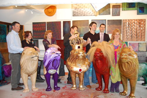 Wellow artists/sponsors 2010