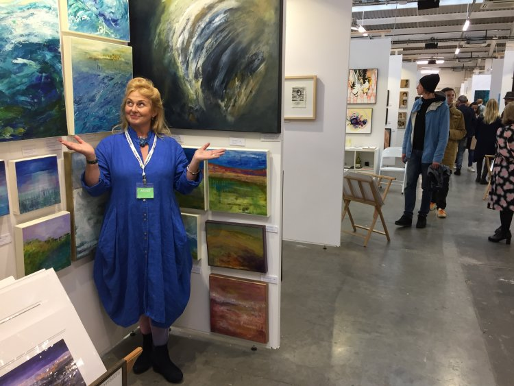 The Other Art Fair Oct 2016