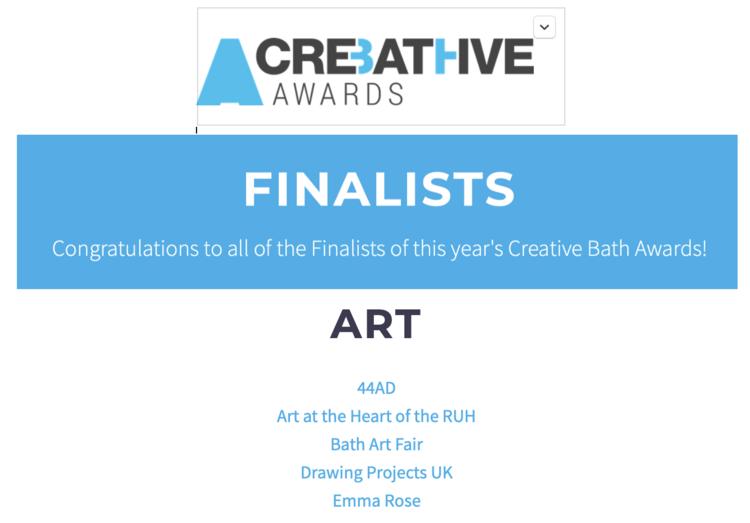 2020 Finalist Creative Bath Awards
