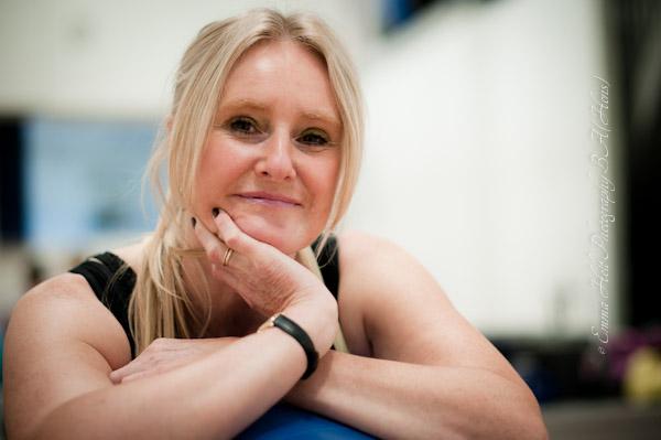 Helen Nixon, personal trainer