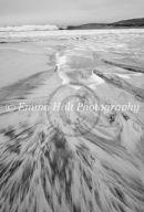 Sand patterns...