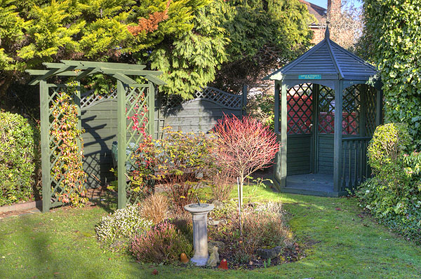 Exterior Rear Garden 16