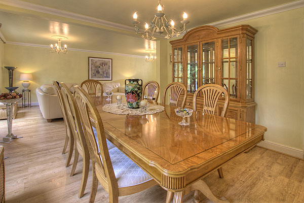 Interior Dining Rooms 2