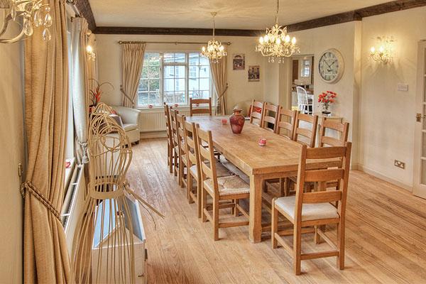 Interior Dining Rooms 5