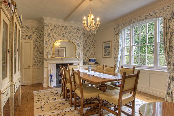 Interior Dining Rooms 6