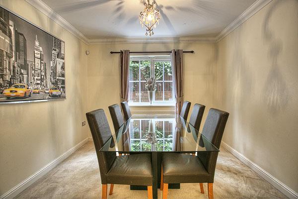 Interior Dining Rooms 9