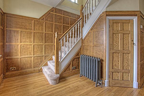 Interior Halls 4
