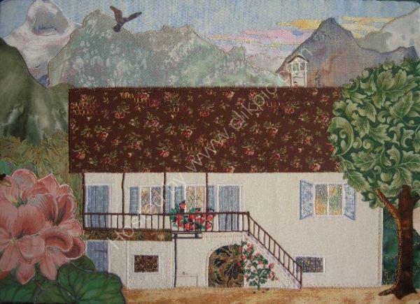 Guistino, Nonna's house