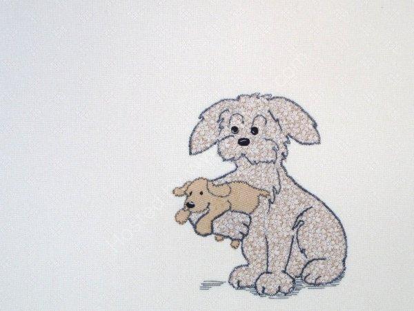dog four