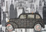 London taxi for the globe trotter