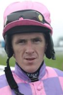 National Hunt Champion jockey A P McCoy @ Lulow races in April of 2006