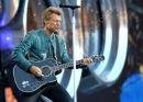 Bon Jovi Live at Villa Park in Birmingham