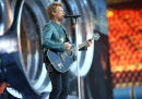 Bon Jovi Live at Villa Park in Birmingham.
