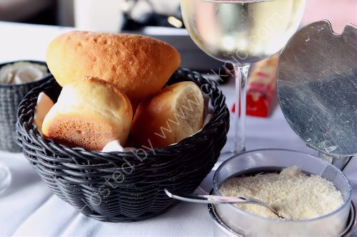 A Bread & Parmesan