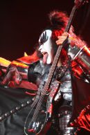 Kiss in concert @ the LG Arena - Birmingham.