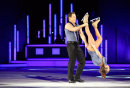 Kyran Bracken in action in the last Dancing on Ice tour show @ the NIA in Birmingham.
