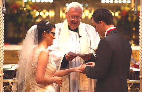 Mr. & Mrs. O'Brien's Wedding May 2104.