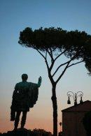 A Roman Silhouette