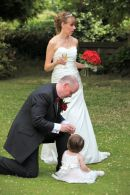Wedding in late June 2010 at Grafton Manor, worcestershire.