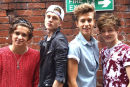 The Vamps in concert at the Institute in Birmingham.