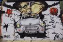 East Side Gallery, Berlin Wall art.
