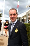 Actor James Nesbitt @ Glorious Goodwood.