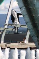 Vancouver convention Centre Plaza.