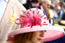 High fashion hat @ Glorious Goodwood.