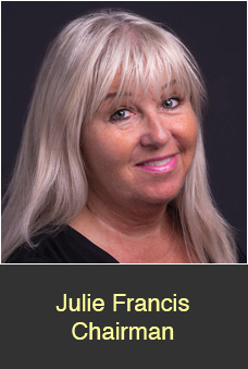 Julie Francis chair