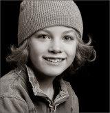 Kid in a Beanie