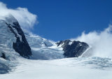 Mount Cook Glacier