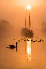 Wareham Quay Sunrise