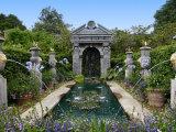 Water Garden at Arundel Castle