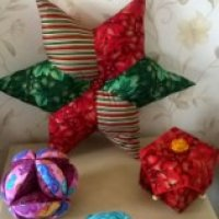 Patchwork gifts by Pamela Miller