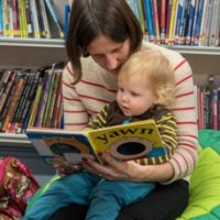 Reading together Oundle Library
