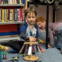 Playtime Oundle Library