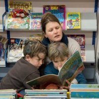 Reading time at Oundle Library
