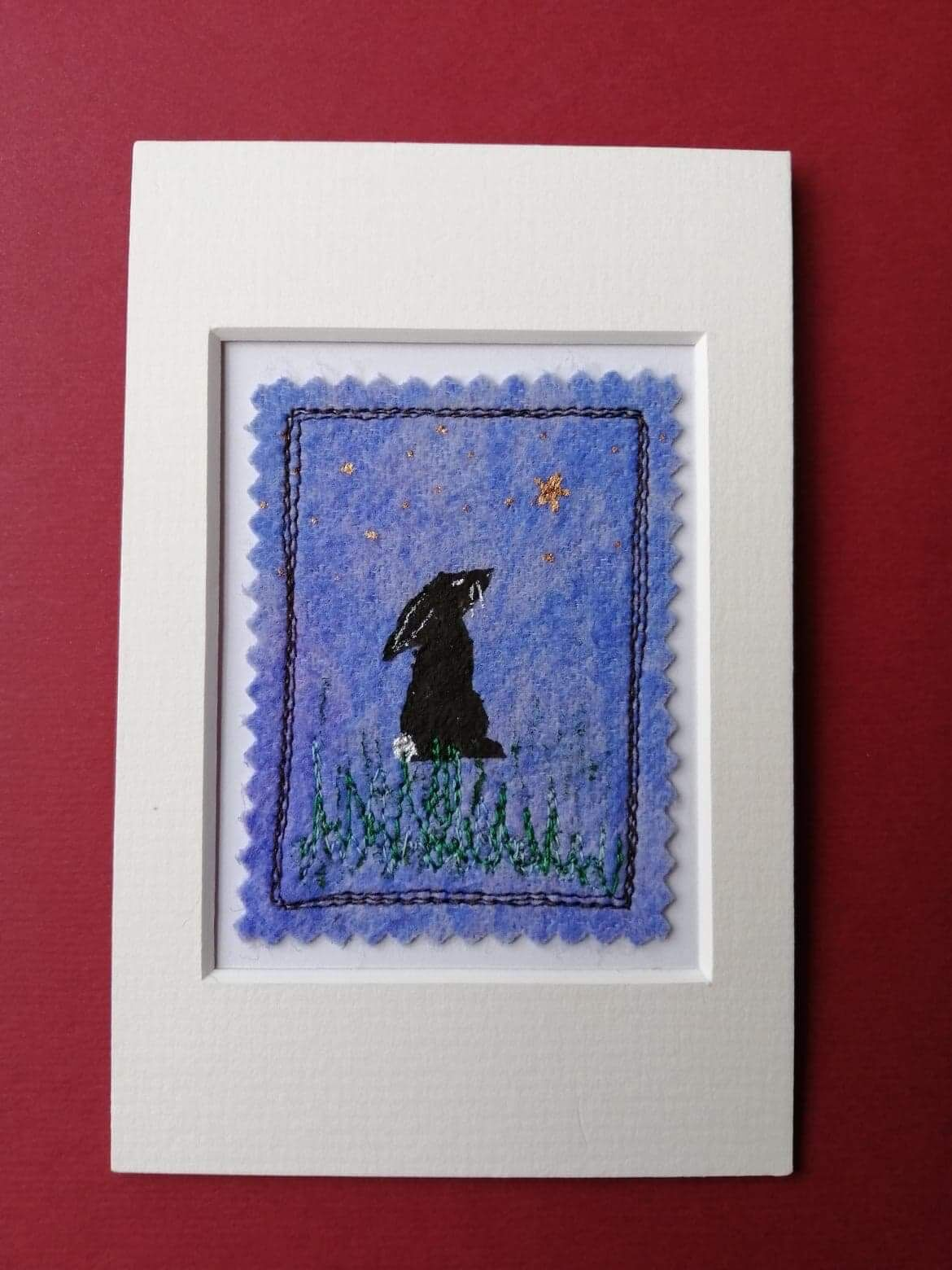 Painted hare #1