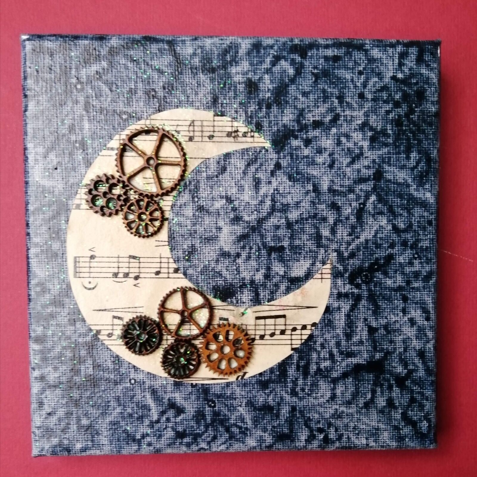 Clockwork Moon #2