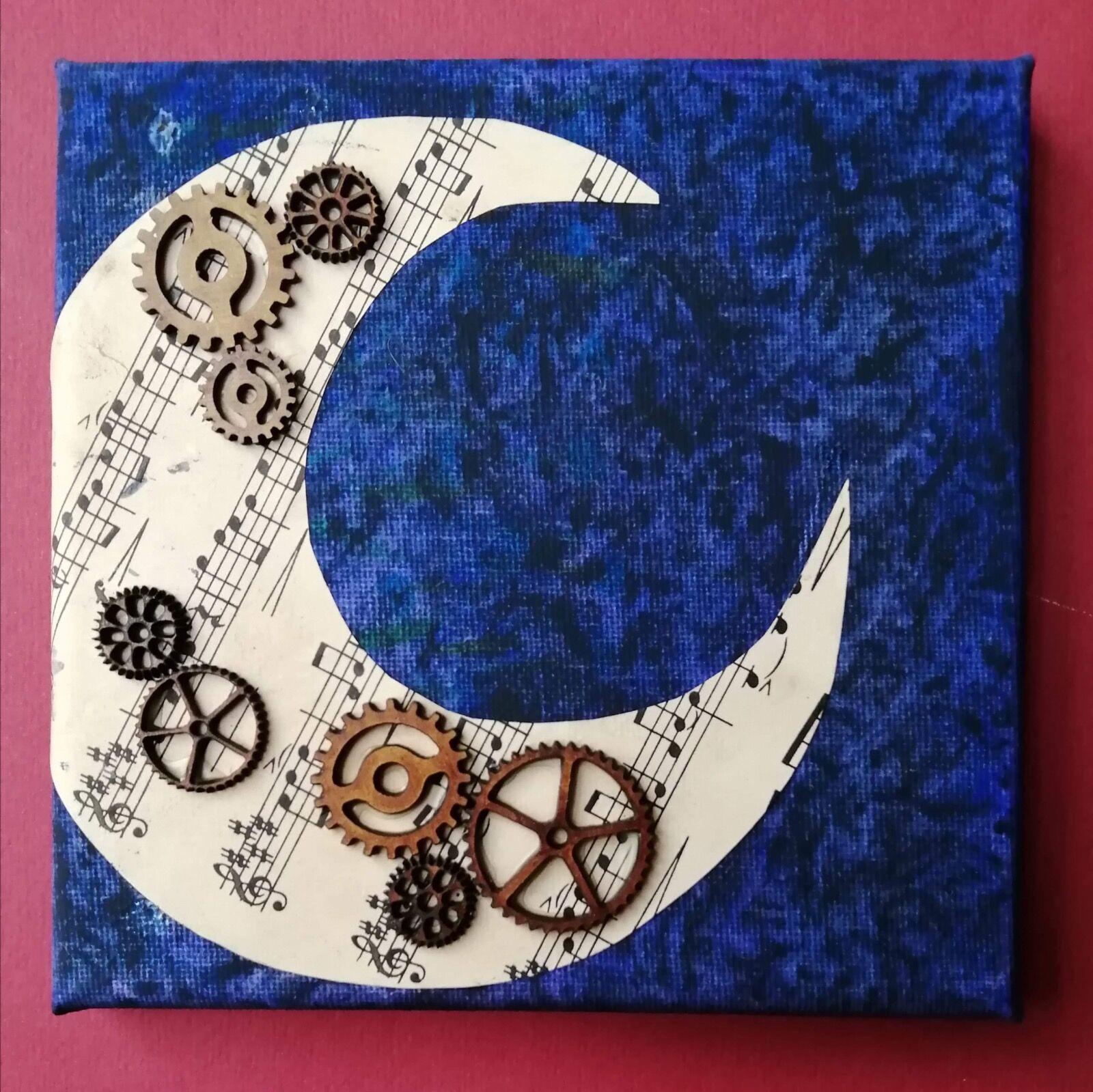 Clockwork Moon #1